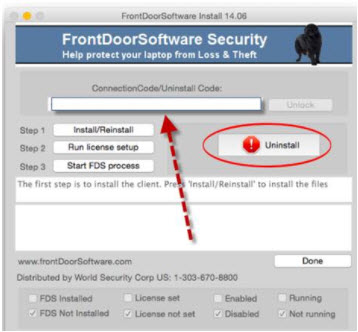 FAQ Windows and Mac | Front Door Software